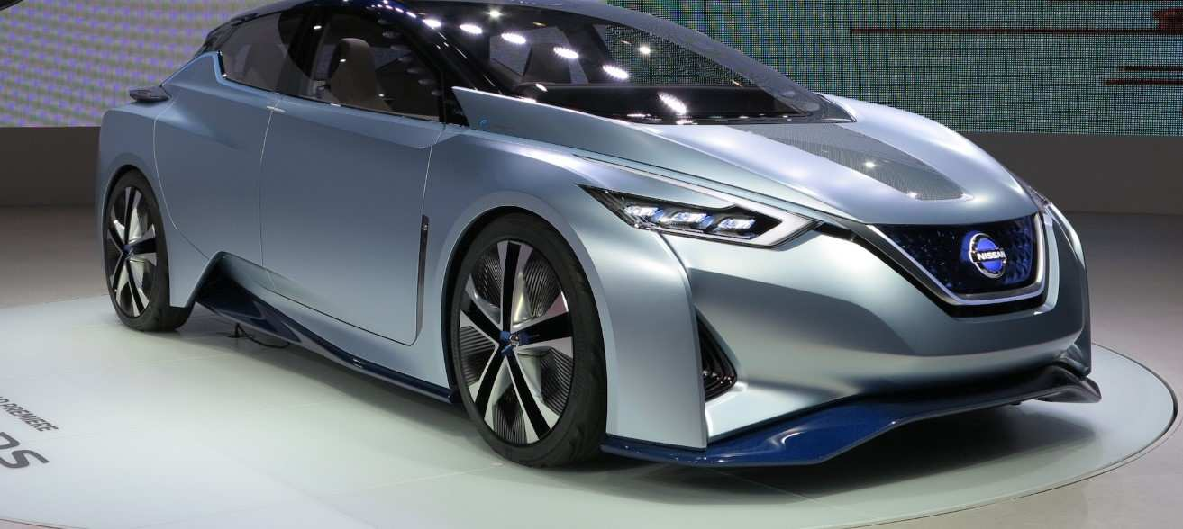 55 Best Nissan Leaf 2020 Interior Specs And Review