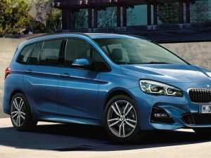 2019 Bmw Active Tourer
