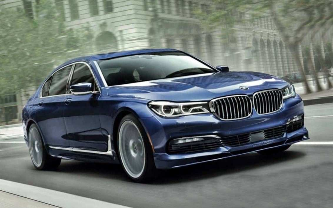 55 New 2019 Bmw B7 Specs And Review