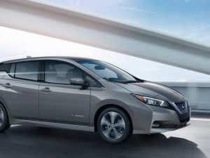 2019 Nissan Electric Car