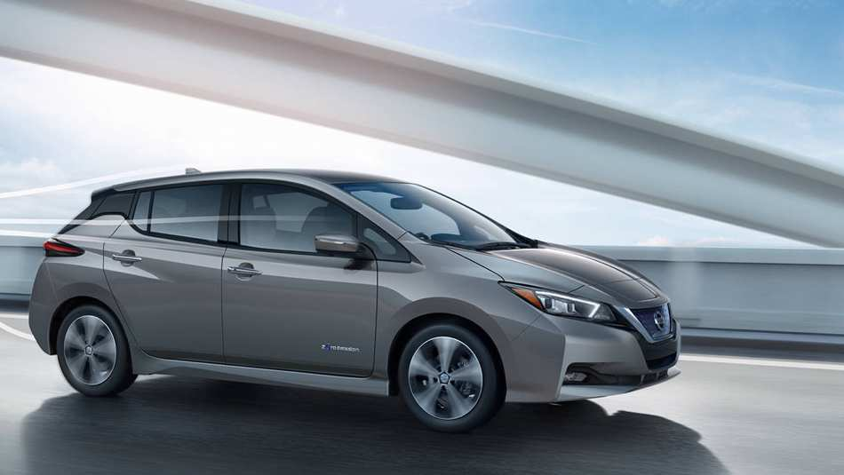 55 New 2019 Nissan Electric Car First Drive