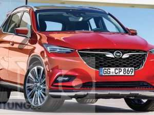 55 New 2019 Opel Suv Pictures