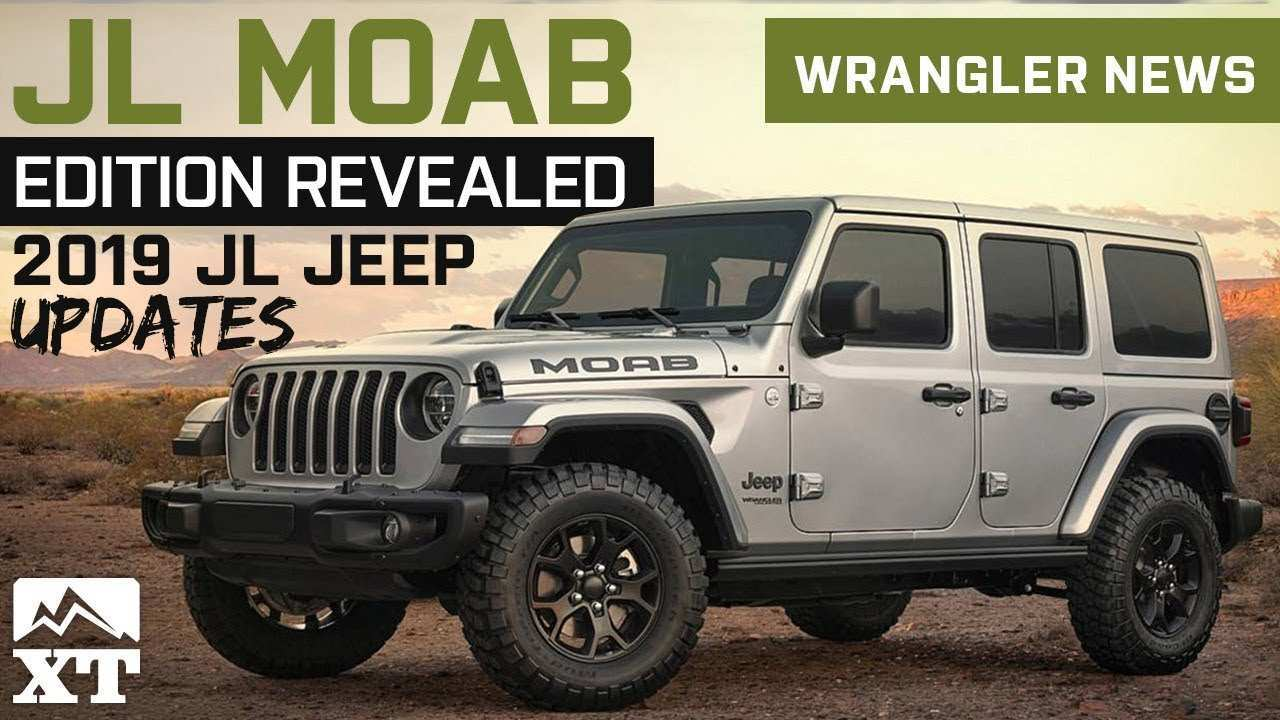 55 New 2019 Vs 2020 Jeep Wrangler Review And Release Date