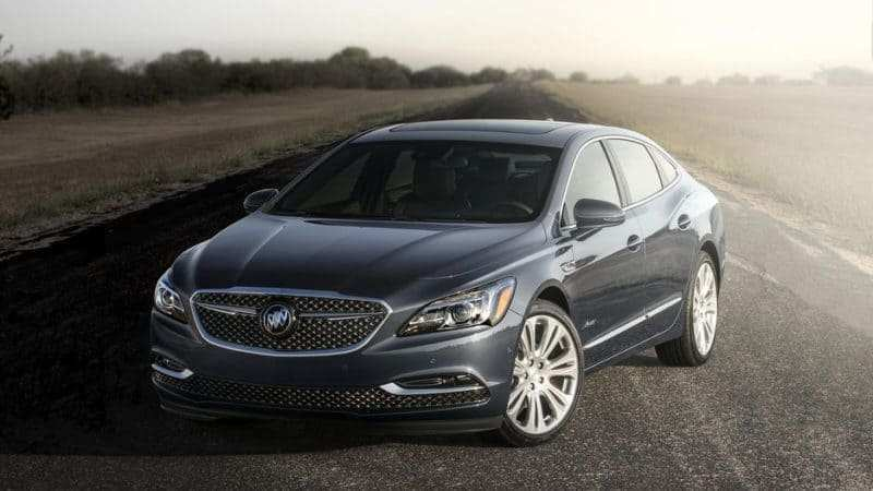 55 New 2020 Buick Minivan Price And Release Date