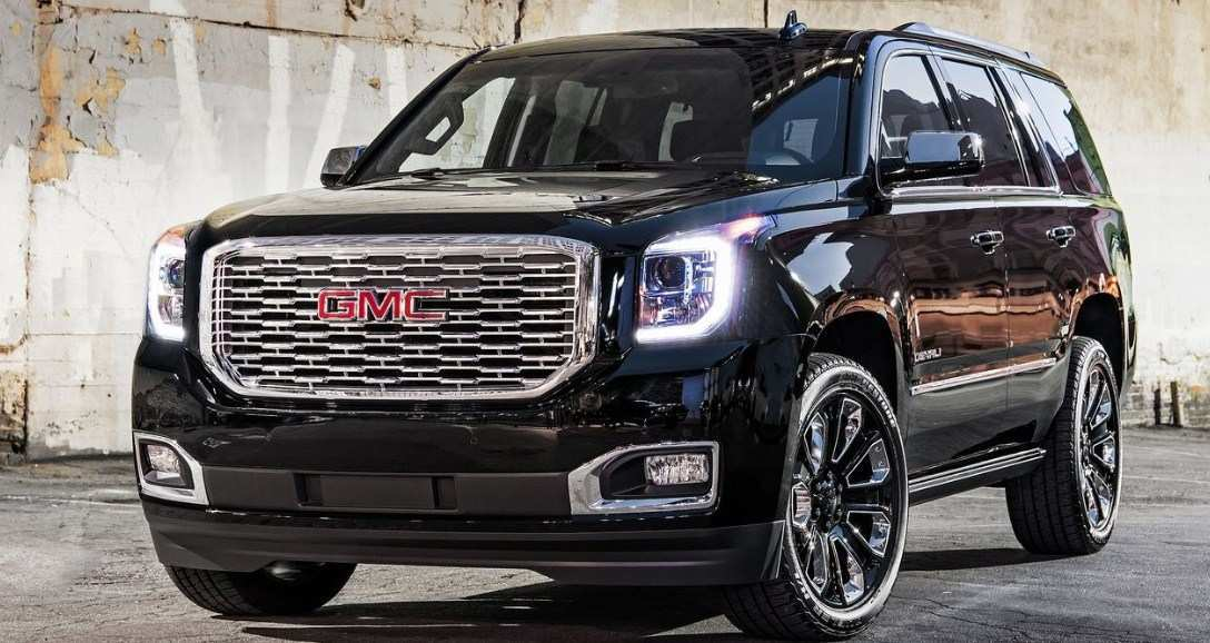55 New 2020 Gmc Yukon Xl Release Date Spesification