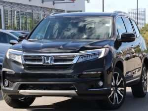 55 New 2020 Honda Pilot Release Date Pricing