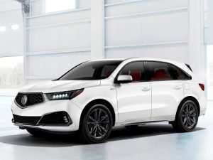 55 New Acura Mdx 2020 New Model Release Date