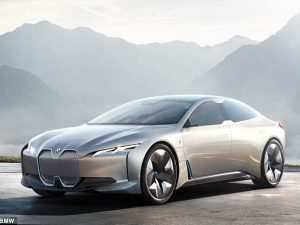 55 New BMW Electric Vehicles 2020 History