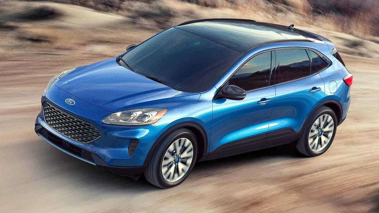 55 New Ford Kuga New 2020 Review