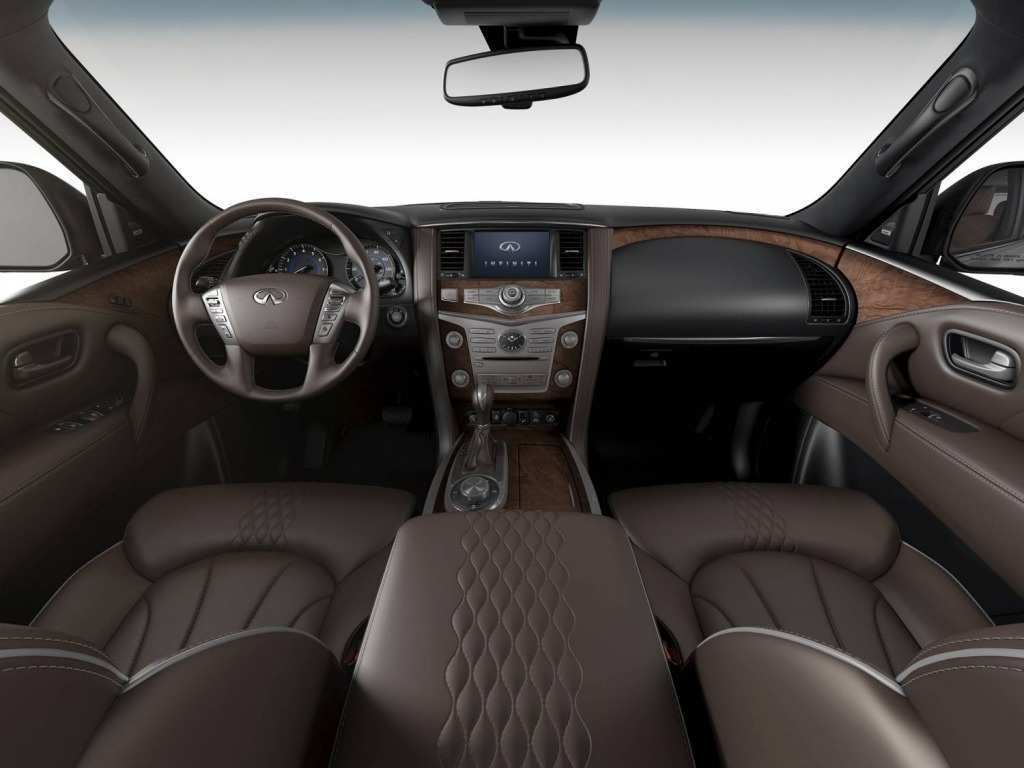 55 New Infiniti Qx80 2020 Interior Spesification