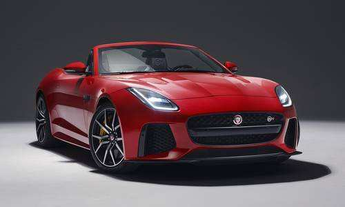 55 New Jaguar Svr 2019 Pictures