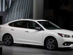55 New Subaru Legacy 2020 Redesign Review and Release date