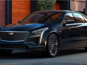55 The 2019 Cadillac Releases Images