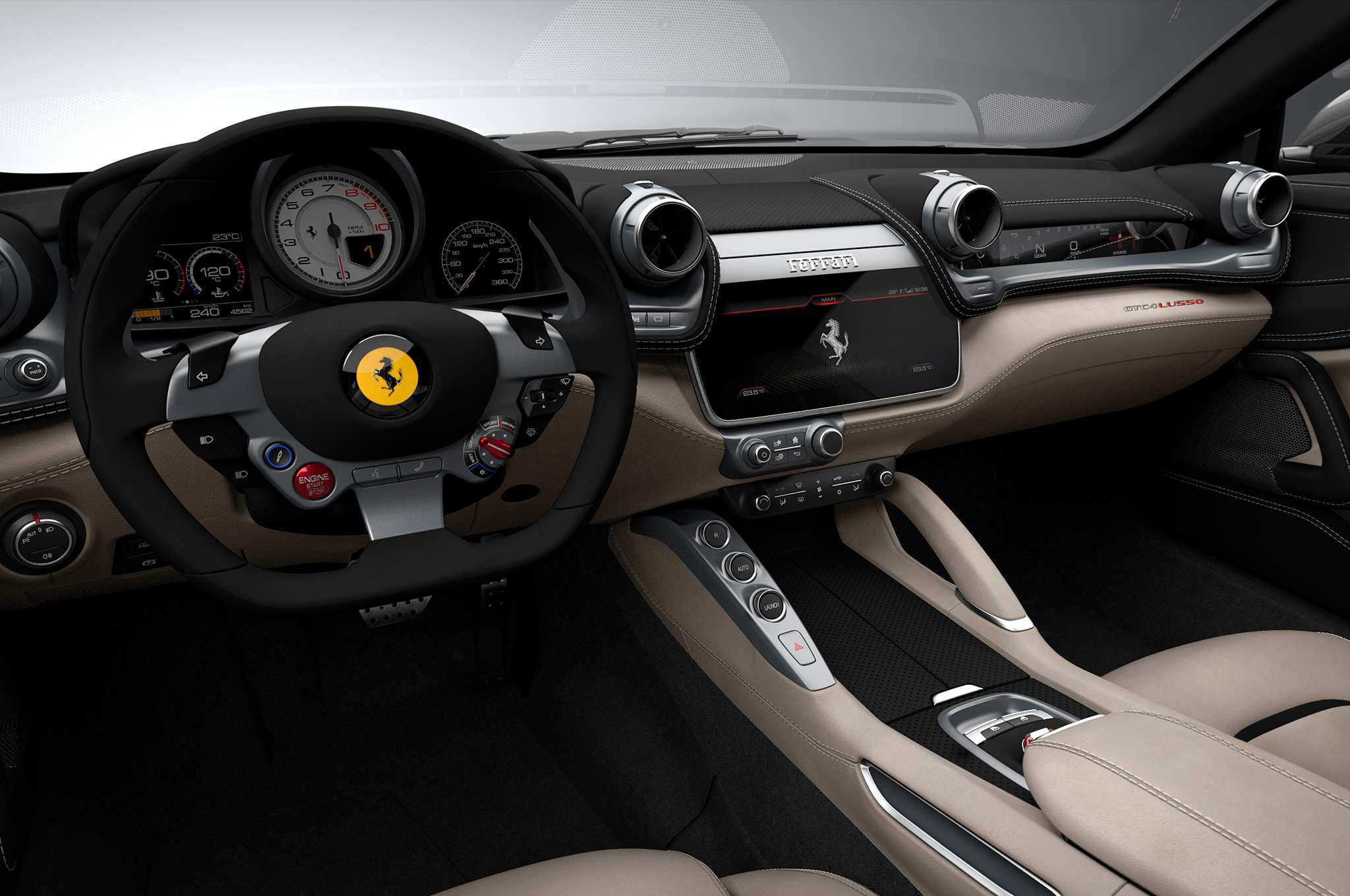 55 The 2019 Ferrari Interior Price