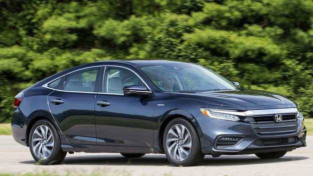 55 The 2019 Honda Insight New Model And Performance