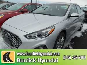 55 The 2019 Hyundai Sonata Limited Release Date