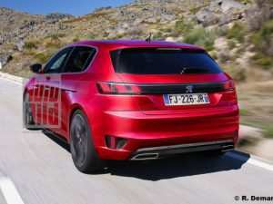 55 The 2019 Peugeot 308 Gti History