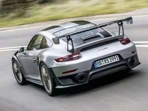 55 The 2019 Porsche Gt2 Rs Engine