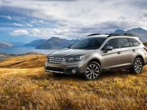 55 The 2019 Subaru Outback Redesign New Review