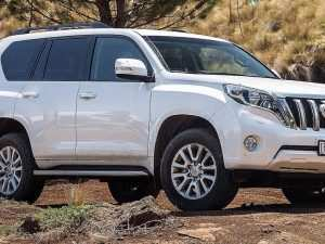 55 The 2019 Toyota Land Cruiser Redesign Overview