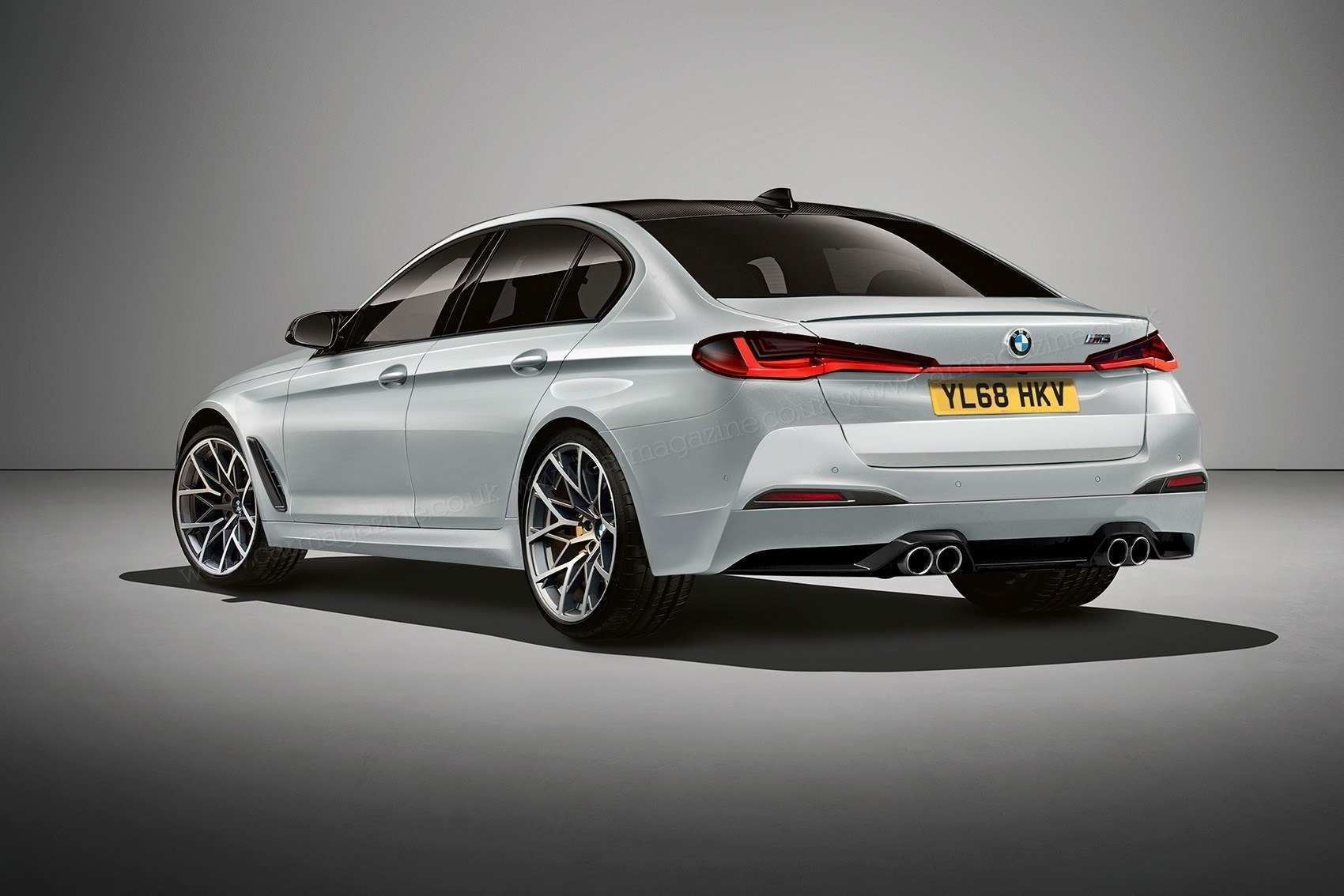 55 The 2020 Bmw 5 Series Release Date And Concept