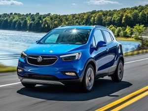 55 The 2020 Buick Encore Dimensions Spy Shoot