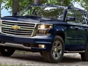 55 The 2020 Chevrolet Tahoe Redesign Performance