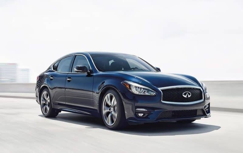 55 The 2020 Infiniti Lineup Images