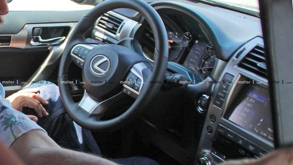 55 The 2020 Lexus Gx Spy Photos Price And Release Date