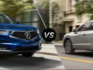 55 The Best 2019 Acura Rdx Changes Model