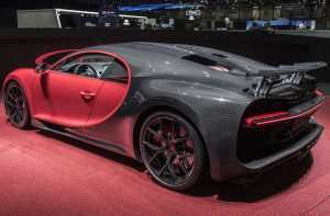 55 The Best 2019 Bugatti Chiron Release Date and Concept