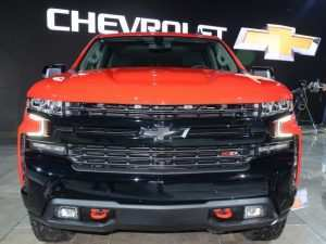 55 The Best 2019 Chevrolet Silverado Diesel Spy Shoot