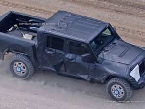 55 The Best 2019 Jeep Pickup Diesel Spesification