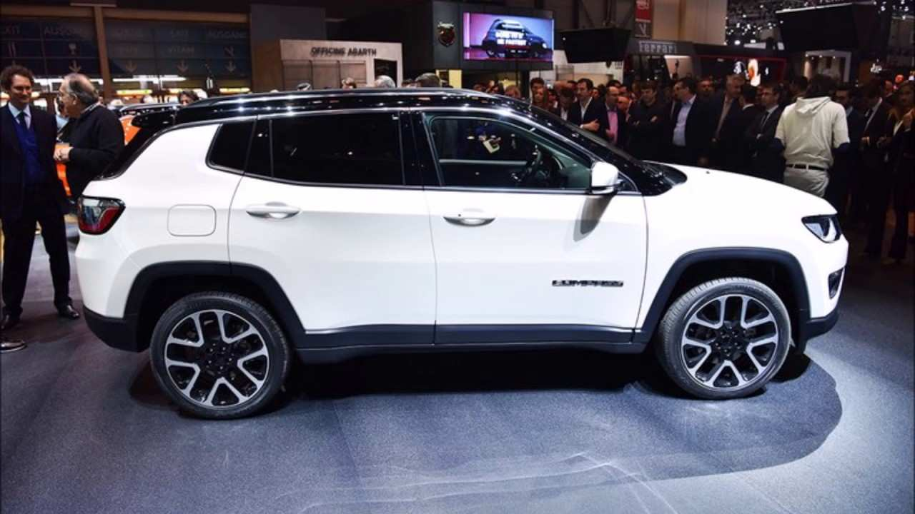 55 The Best 2019 Jeep Suv Release Date And Concept