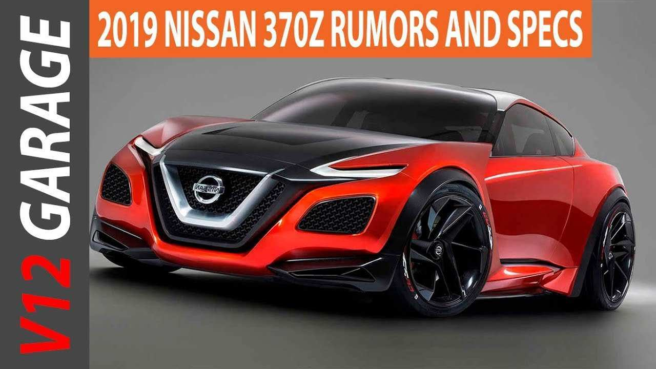 55 The Best 2019 Nissan Z Car Specs And Review