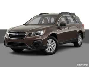 55 The Best 2019 Subaru Outback Next Generation First Drive