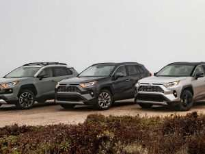 55 The Best 2019 Toyota Rav4 Price Concept