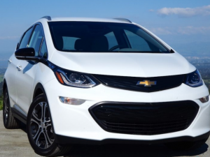 55 The Best 2020 Chevrolet Bolt Ev New Concept
