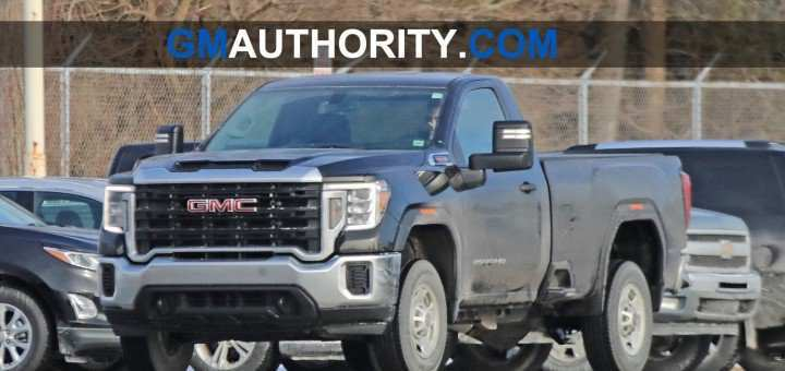 55 The Best 2020 Gmc 2500 Engine Options New Concept