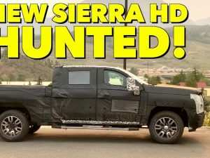 55 The Best 2020 Gmc Sierra 2500 Gas Engine New Model and Performance