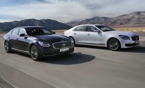 55 The Best 2020 Kia K900 Price And Review