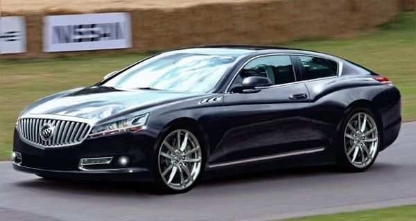 55 The Best Cadillac Grand National 2020 First Drive
