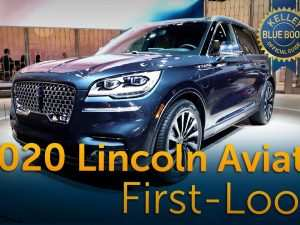 55 The Best Ford Aviator 2020 Picture