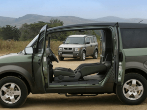 55 The Best Honda Element 2020 Release Date Exterior and Interior