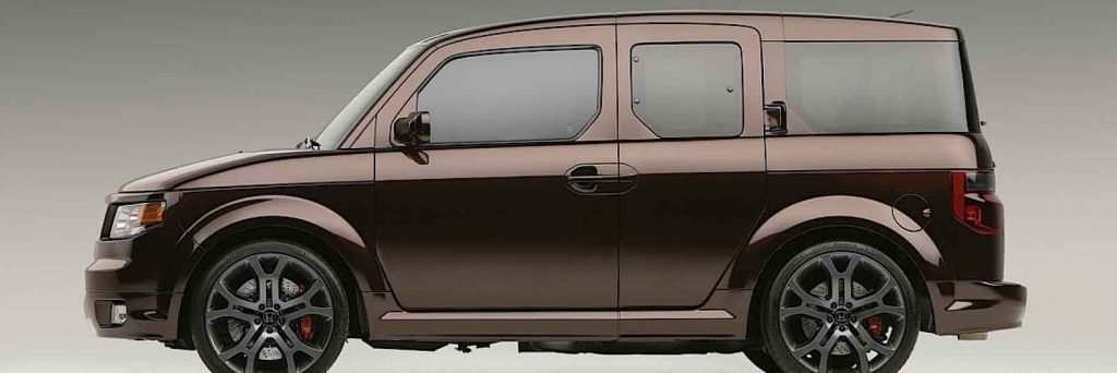 55 The Best Honda Element 2020 Wallpaper