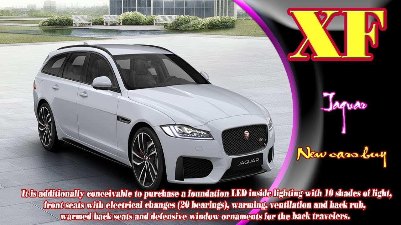 55 The Best Jaguar Sportbrake 2020 Redesign And Concept