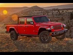 55 The Best Jeep Pickup Truck 2020 New Review