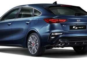 55 The Best Kia Cerato Hatch 2019 New Concept
