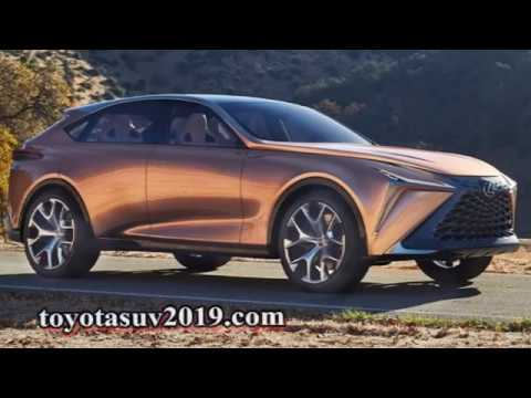 55 The Best Lexus Suv 2020 Price Design And Review