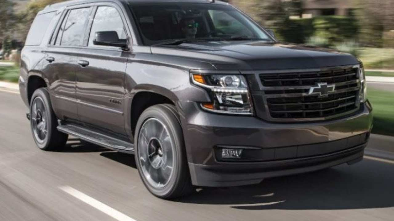 55 The Best New Chevrolet Tahoe 2020 Price And Review